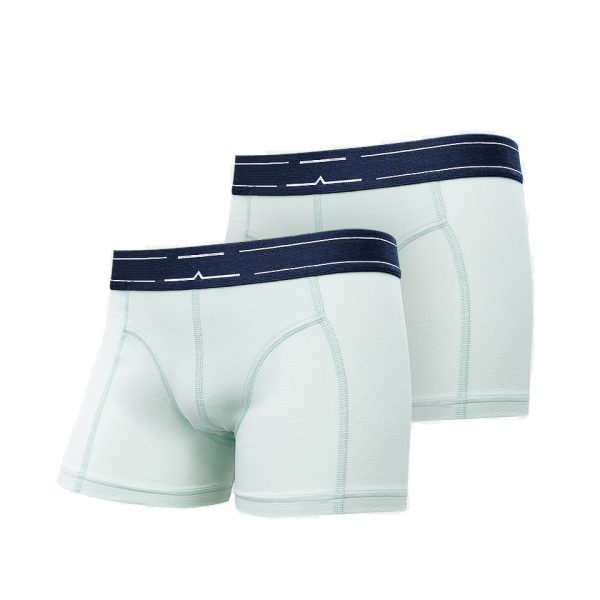 The Short jongens boxershort product - lichtblauw
