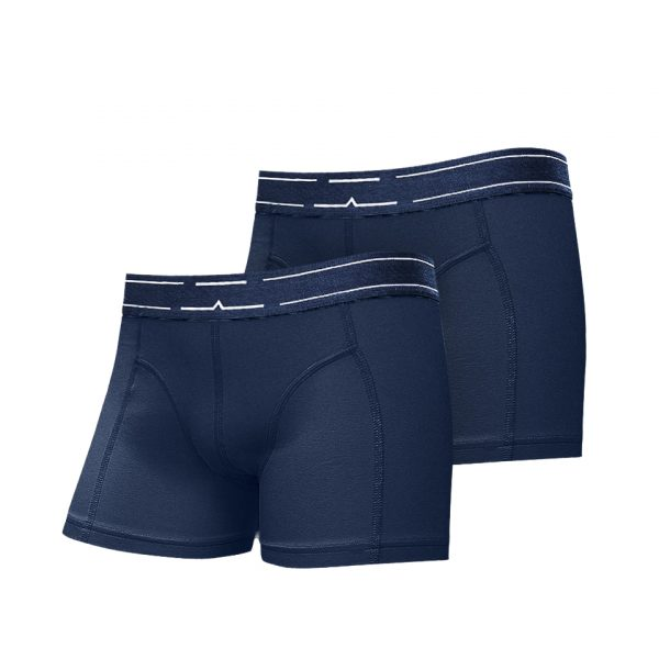 The Short jongens boxershort product - navy