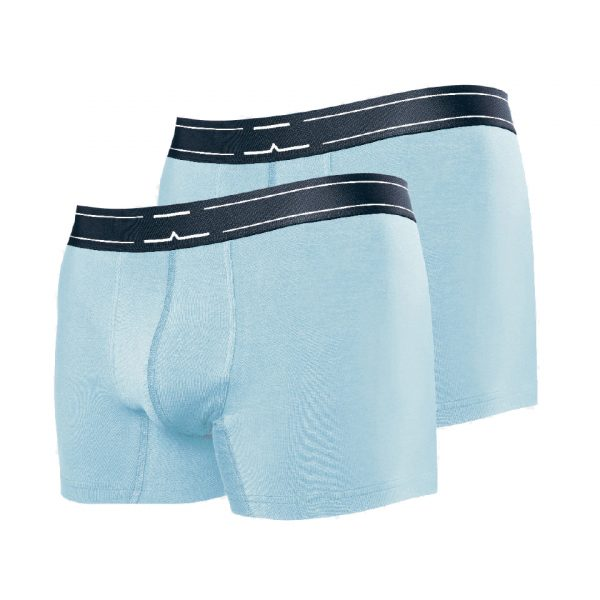 The Short boxershort product - lichtblauw